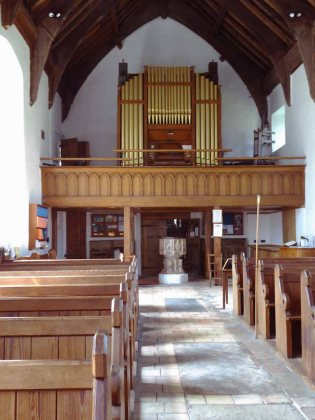 115 church organ